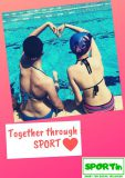 """""""Together through sport """" by Ginevra S., Italy"""