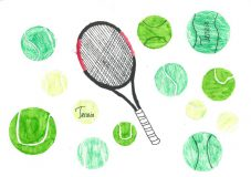 """Tennis"" by Paulius_D., Lithuania"