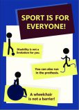 """""""Sport is for everyone! """" by Julia B., Poland"""